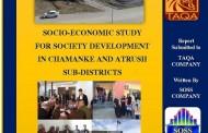 إجراء دراسة إقتصادية إجتماعية لشركة الطاقة (TAQA Company for Oil and Gas)