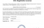 SOSS Registration in the Ministry of Natural Resources (MNR) as an OSC & AVL